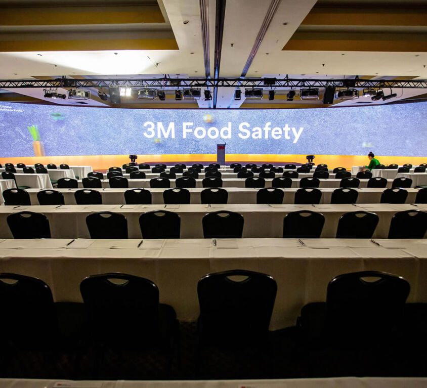 3M – SIMPÓSIO FOOD SAFETY
