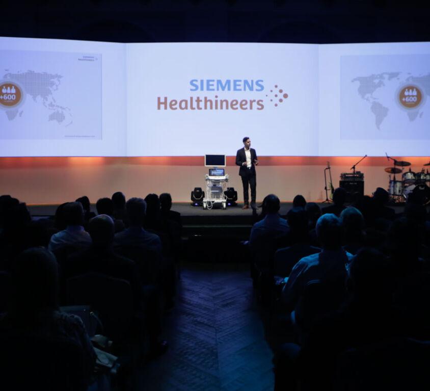 Siemens – Lançamento Sequoia